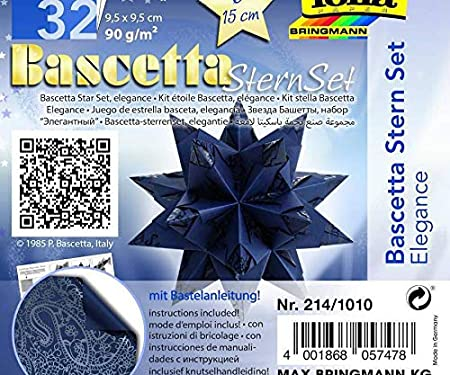 Amazon.com: Origami - Bascetta - Star -