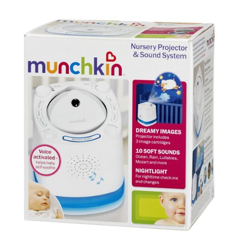 Munchkin-Nursery-Projector-and-Sound-System-White