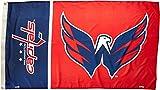 Cheap NHL Washington Capitals Flag with Grommets (3 x 5-Feet)