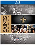 football blu ray - NFL New Orleans Saints: Road to Super Bowl XLIV (Collector's Edition) [Blu-ray]