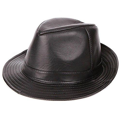 Genuine Panama Fedora Hat - 1