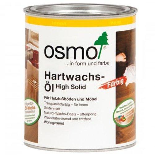 Osmo –  Aceite de cera color 3071 miel 2, 5 L 5L