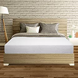 "Best Price Mattress 10"" Air Flow Memory Foam Mattress, Queen"