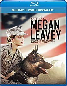 Cover Image for 'Megan Leavey [Blu-ray + DVD + Digital HD]'