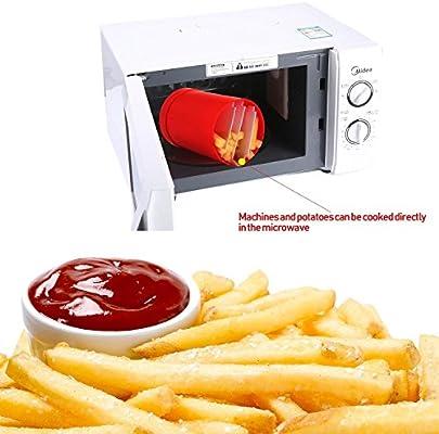 Compra KACOOL patatas frittes Maker, Jiffy Friesland DIY Máquina ...
