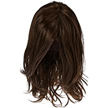 Hairdo Love Love Love Collection Long Full Length Straight Hair With Soft Natural Wave Highlights, R6 Dark Chocolate