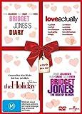 Bridget Jones's Diary / Bridget Jones: The Edge of Reason / Love Actually / The Holiday