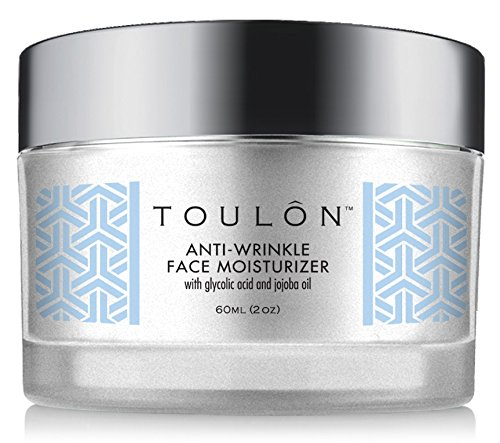 Glycolic Acid Cream 10% Face Moisturizer. Best Alpha Hydroxy Acid Products; Exfoliating, Anti-Aging Lotion with AHA for Acne Prone Skin; Natural Exfoliator for Day and Night; Free Gift/No (Special Effects Scars)