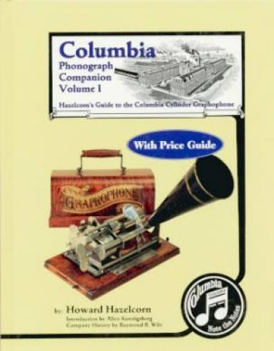 Columbia Phonograph Companion, Vol. I