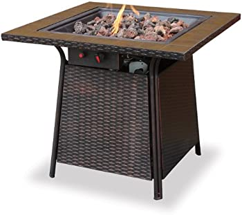Endless Summer Outdoor LP Gas Fireplace