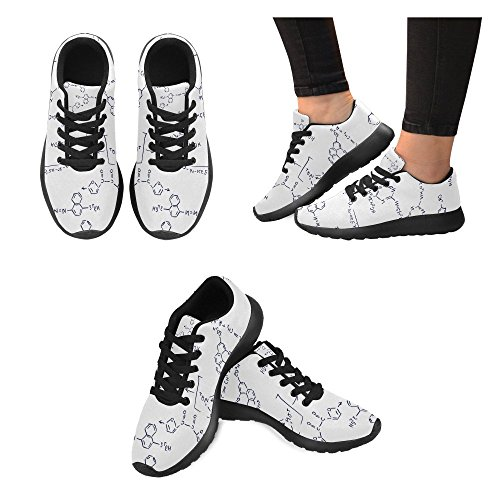 InterestPrint Womens Cross Trainer Athletic Shoes Breathable Lightweight Running Sneakers JJz29