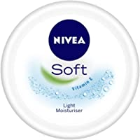 NIVEA Soft, Light Moisturising Cream, 300ml