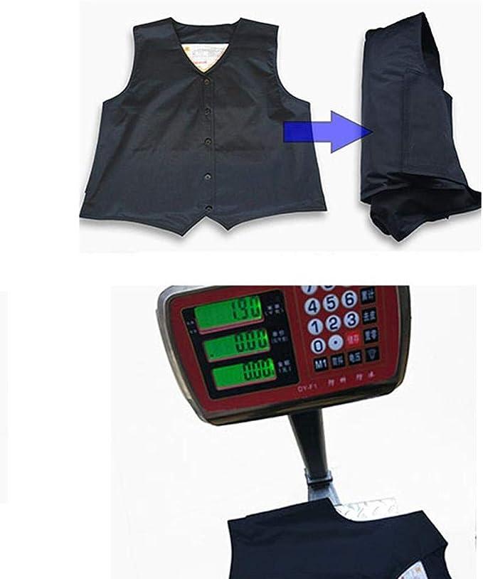 Invisible Body Armor Anti Cuchillo Cuchillo De PuñAlada Armadura A Prueba Chaleco Oculto Ropa Protectora De Seguridad: Amazon.es: Bricolaje y herramientas