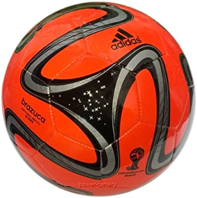 adidas Brazuca Glider Balón de fútbol, WM 2014, Warning de fútbol ...