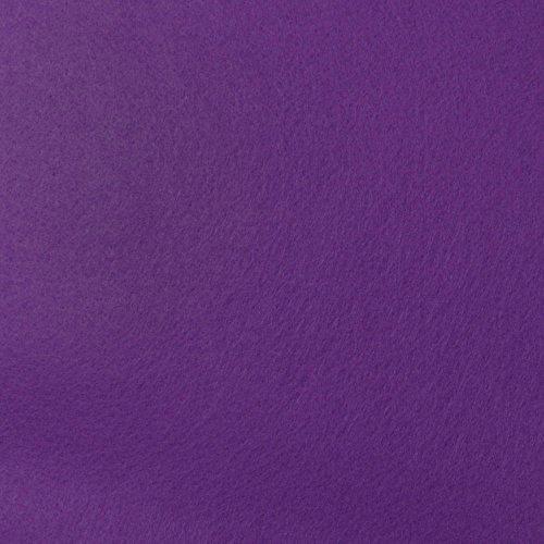 (Light Purple Felt Fabric - by the Yard)