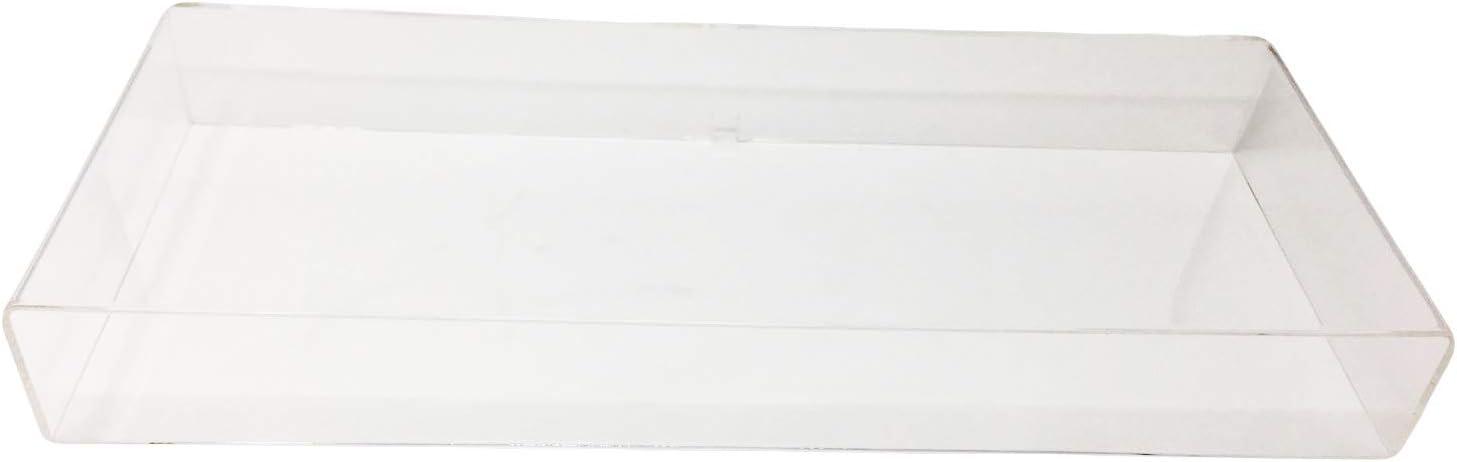 PET GUARD Transparent Viziflex Acrylic Keyboard Cover