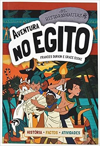 Aventura no Egito (Portuguese Edition): Frances Durkin: 9789896795757: Amazon.com: Books