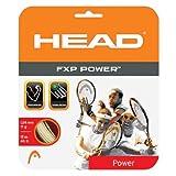 HEAD FXP Power 17G Racket String Natural Set