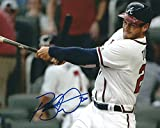 Autographed Preston Tucker 8x10 Atlanta Braves Photo