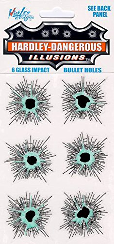 Glass Bullet Holes ()