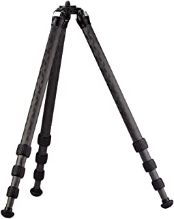 product image for Really Right Stuff TVC-24L Series 2 4-Leg Sections Mk2 Versa Apex Carbon Fiber Tripod, Long, Payload 70 lb, Max. Height 66.4""
