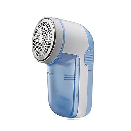 SUNMAY Removedor de la pelusa eléctrica - la batería funciona Tela máquina de afeitar - Ropa y suéter de la pelusa del tirador/pelusa y removedor de la ...