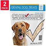 Checkups- Dental Dog Treats, 24ct 48 oz. for dogs 20+ pounds 1 Pack