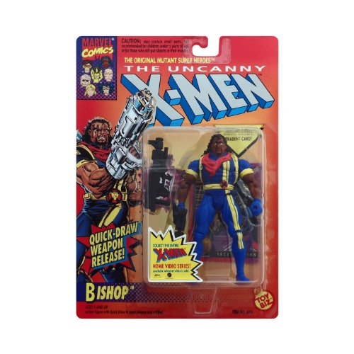 The Uncanny X-Men Bishop with Quick Draw Release Action for sale  Delivered anywhere in USA
