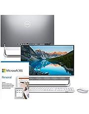"Kit Computador All in One Dell Inspiron 5400-OS10SF 23.8"" FHD 11ª G Intel Core i5 8GB 256GB SSD Windows 10 Microsoft 365"