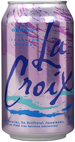 La Croix Sparkling Water - Berry - 12 oz - 12 ct