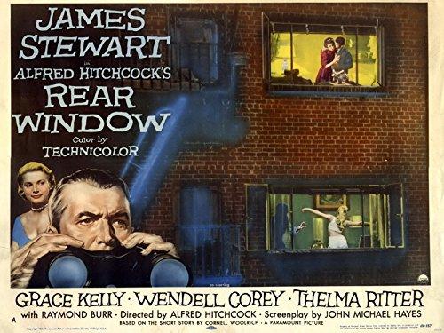 Photo Rear Window - 2
