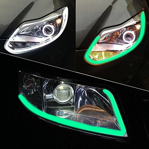 Automobile Illuminating Headlight Contouring OEM Looking