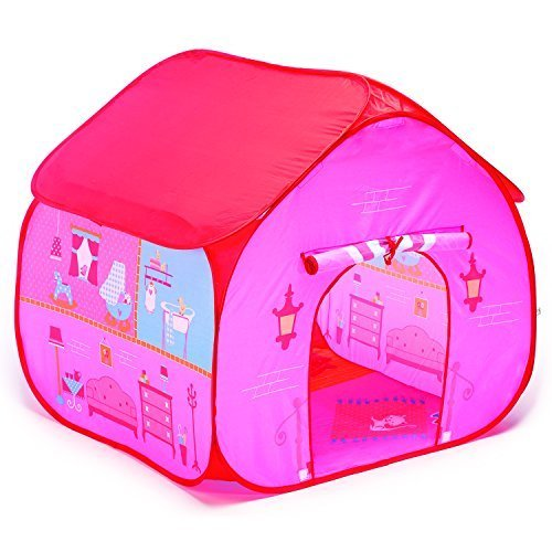 Fun2Give Pop-It-Up Dollhouse Tent with House Playmat Playhouse by Flat River Group