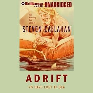 Adrift Hörbuch