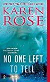 No One Left to Tell (The Baltimore Series)
