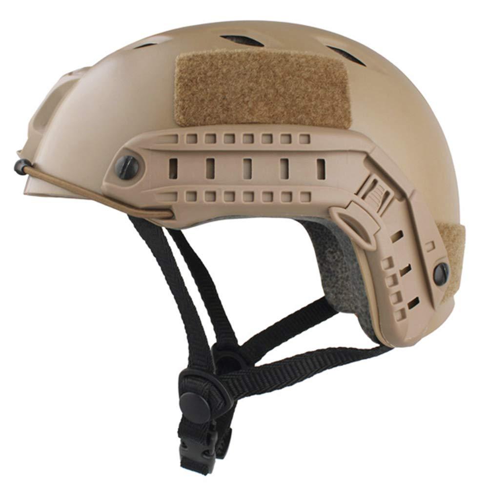 Amazon.com: EMERSONGEAR casco rápido, BJ versión táctica ...