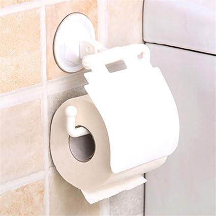Portarotolo Carta Igienica Ventosa.Muxitrade Porta Carta Igienica Ventosa Acciaiosus Portarotolo Porta Rotolo Carta Igienica Senza Foratura Per Il Bagno