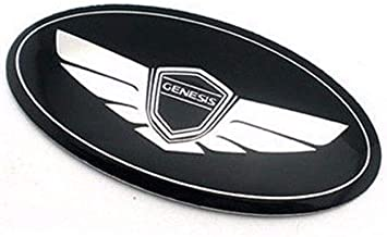 beler Chrom-Lenkrad-Emblem