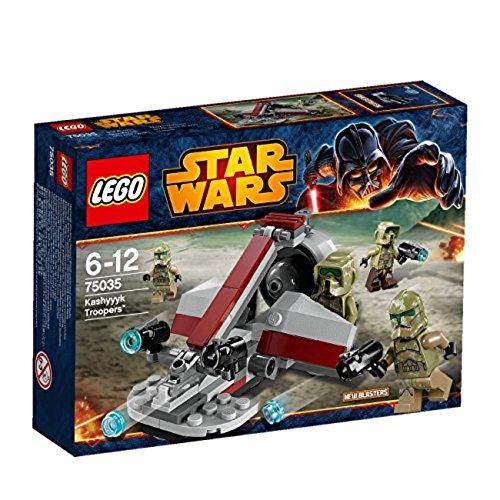 LEGO Star Wars 75035 Kashyyyk Troopers -
