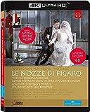 Le nozze di Figaro - 4k Ultra HD Bluray [Blu-ray]
