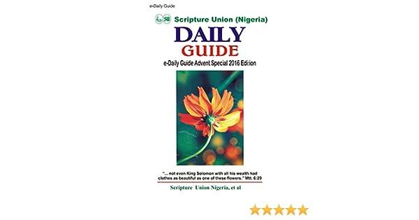 e-Daily Guide
