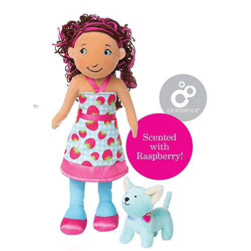 Manhattan Toy Groovy Girls Style Scents Lilly and Parfait Fashion Doll (Parfait Collection)