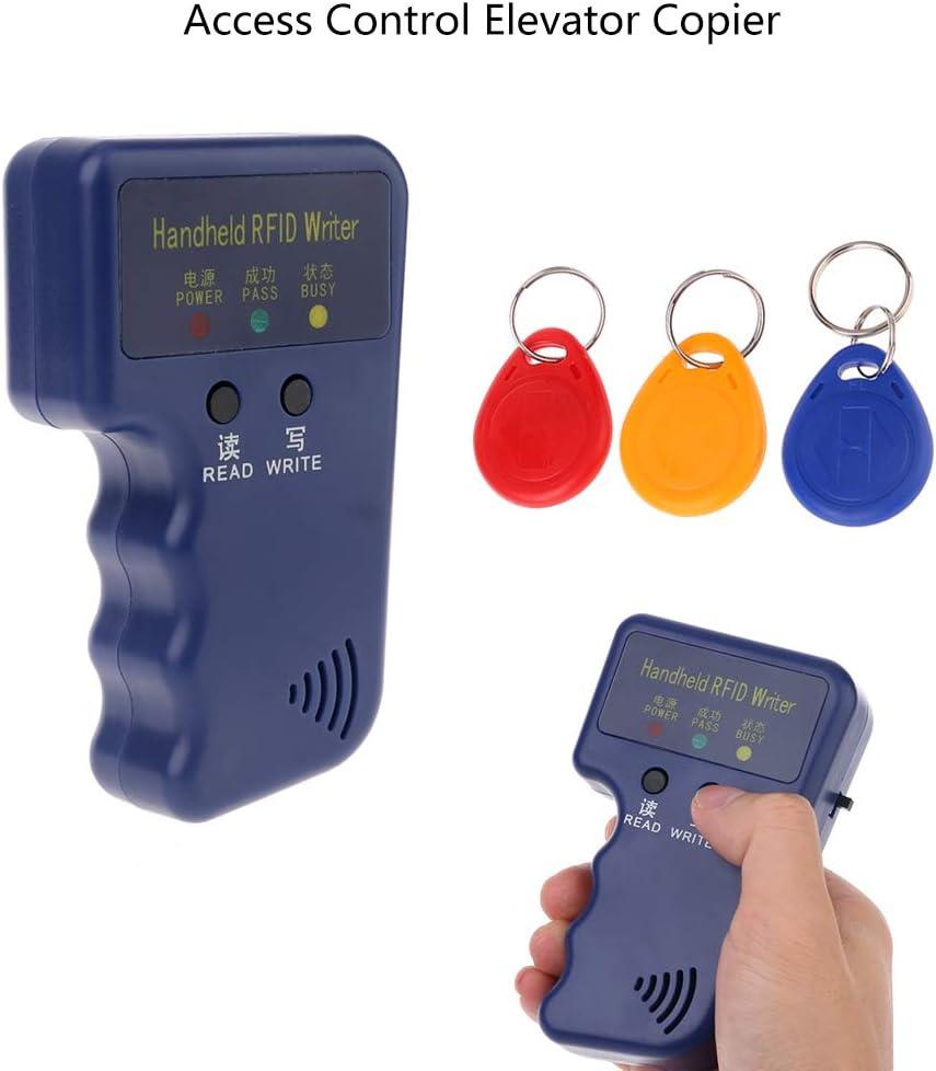 125khz RFID wiederbeschreibbare beschreibbare T5577 duplicator-Karte 10