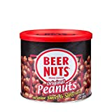 BEER NUTS | Original Sweet and Salty Peanuts 12 oz. Can