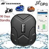 TKSTAR GPS Car Tracker Waterproof Vehicles Tracking Device Long Battery 3 Months Online