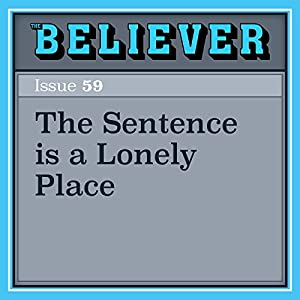 The Sentence is a Lonely Place Audiobook
