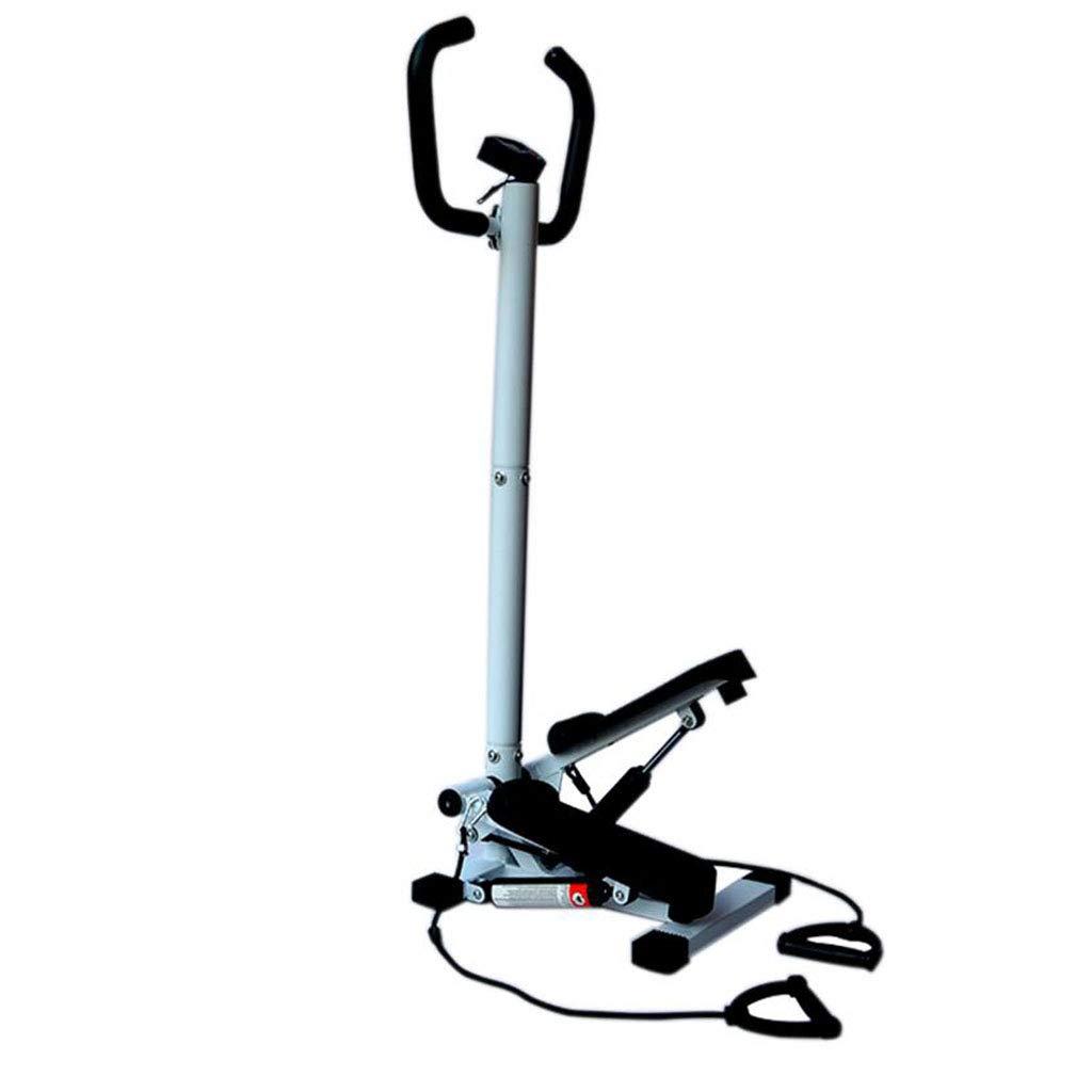 ステッパー スポーツステッパーステッパーとハンドルスポーツフィットネスマシン脚のマシンの家族ステッパーフィットネスエクササイズ機器 (Color : Gray, Size : 120*41*39 cm) 120*41*39 cm Gray B07JRBKKL9
