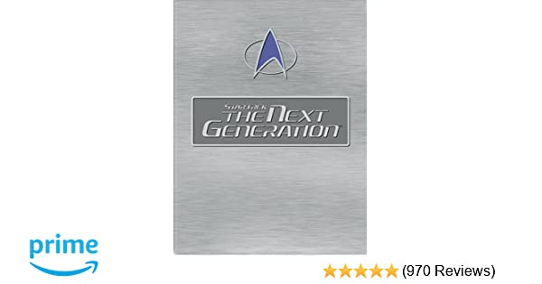 Amazon.com: Star Trek The Next Generation - The Complete Sixth ...