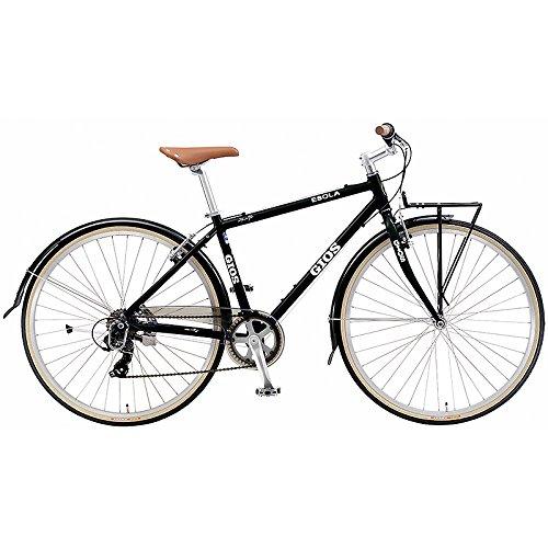 GIOS(ジオス) クロスバイク ESOLA BLACK 700C B076BF2P7Y