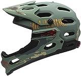 (US) Bell Super 2R MIPS Helmet - Star Wars Matte Boba Fett Medium